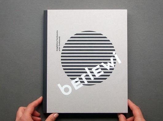 Henryk Berlewi - Book : FONTARTE :: fonts :: design #fontarte #book #cover #berlewi #typography