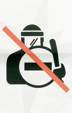 Icon   typetoken® #newsprint #riot #iconography #police