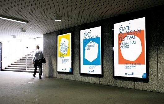 State of Design Festival 2011 | SouthSouthWest #font #branding #festival #poster #layout #typography