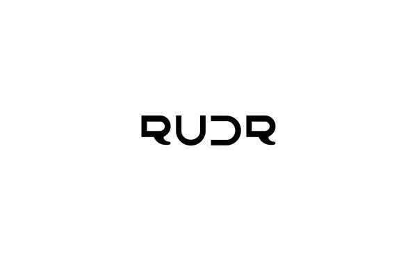 RUDR LOGO #surfing #logo