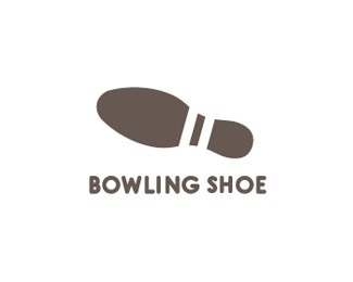 Bowling shoe by fools-e #bowling #logos #shoe #shoes