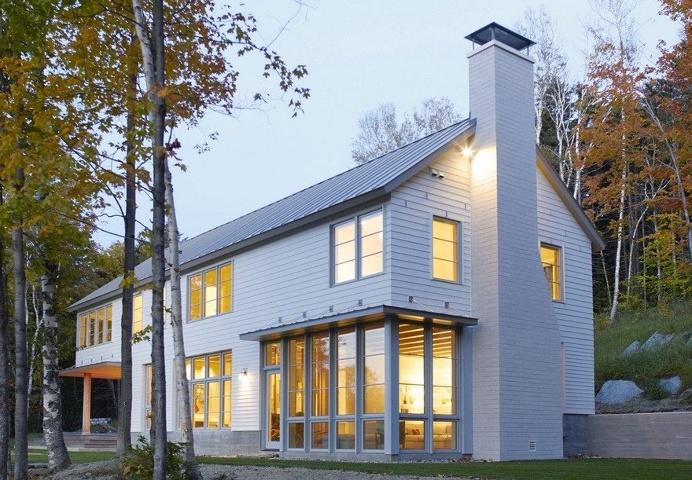 Winter Vacation House in Warren, Vermont 1