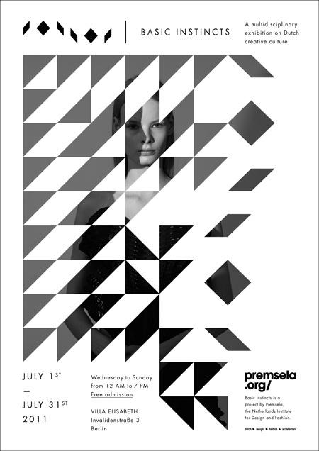 graphicporn:(via Roosje Klap Graphic Design) #print #pattern #poster #illustration