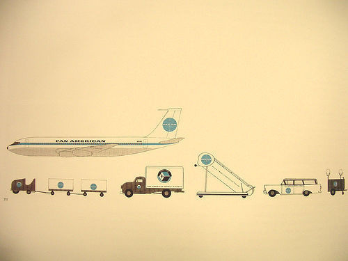 Image Spark dmciv #logos #vehicles #aircraft #illustration #pan #am