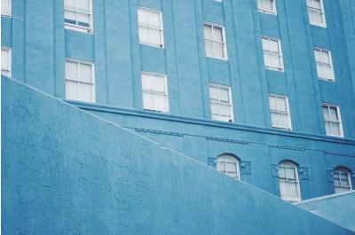 blue | sallie harrison