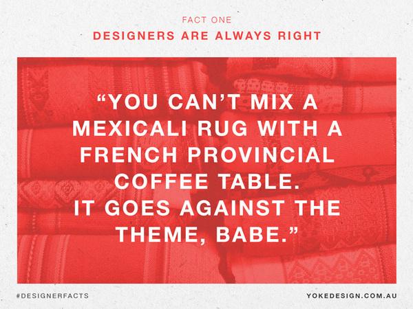 Dating a designer by Yoke Design Melbourne #dating #design #love #designer