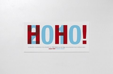 FFFFOUND!   Christmas Card on the Behance Network #christmas #design #graphic