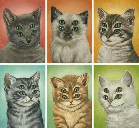 FFFFOUND! #cats