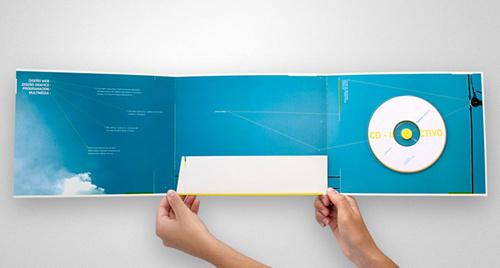 Creative Presentation Folder Designs 15b #folder
