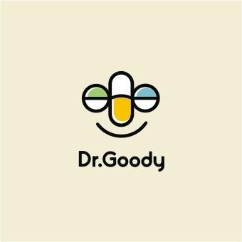 Dr. Goody - Logos - Creattica #logo