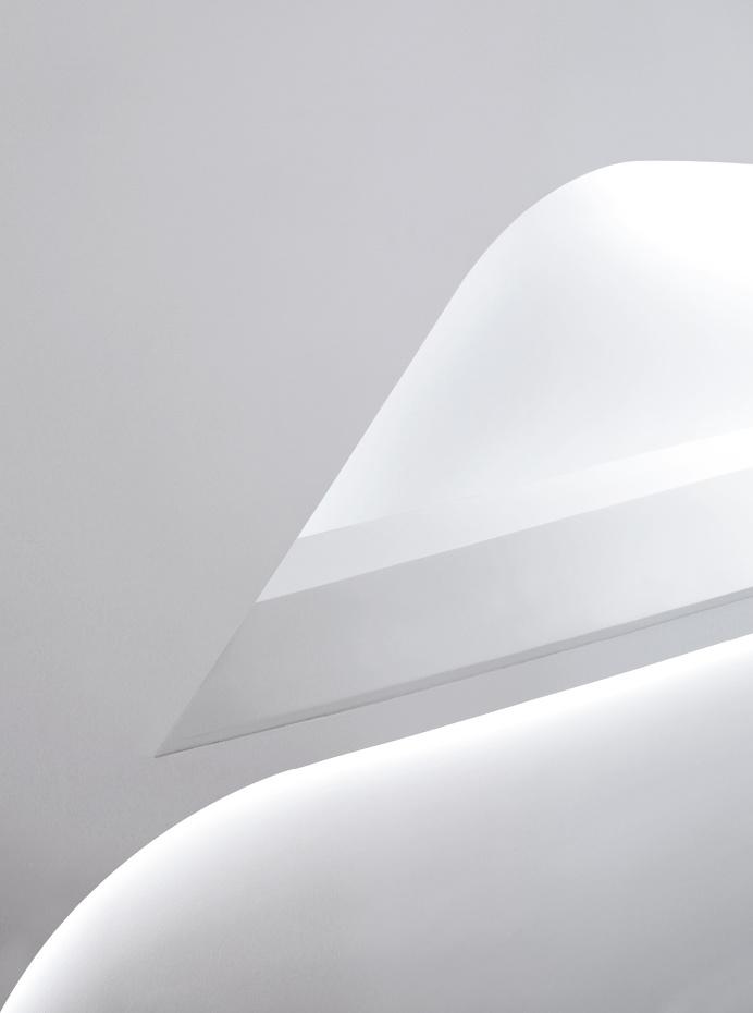 Zaha Hadid Gallery #branding #logo #identity #motherdesign #julestardy #architecture #detail