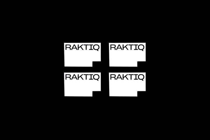 Raktiq Branding - Mindsparkle Mag Ara Estudio designed the branding for Raktiq – an architecture studio in Barcelona focused on the design of houses with elegant and compact fine shapes. #logo #packaging #identity #branding #design #color #photography #graphic #design #gallery #blog #project #mindsparkle #mag #beautiful #portfolio #designer