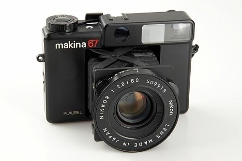 makina671.jpg 500×333 pixels #makina #fcking #camera #best #ever #6x7 #film #plaubel