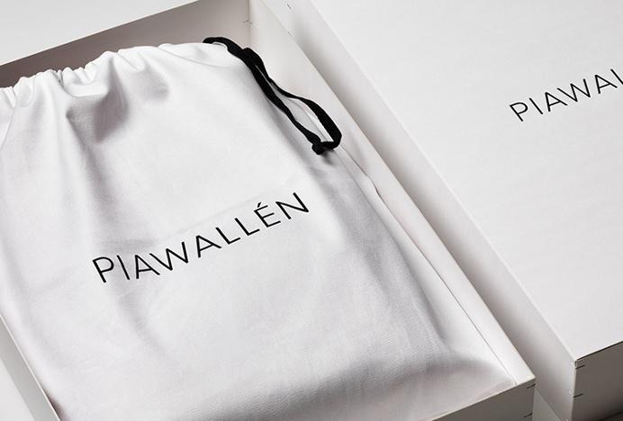 Pia Wallén by The Studio #bag #packaging