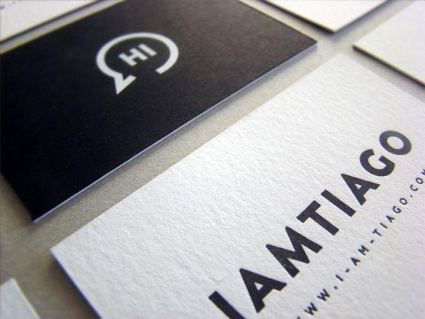 best business card print tiago design images on designspiration rh designspiration net