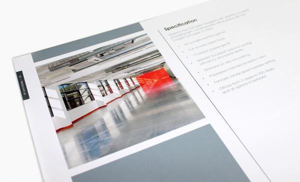 Corporate Brochure Design #print #layout