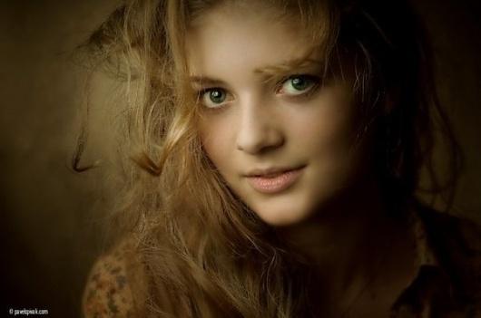 Portrait Photography by Pavel Spivak » Creative Photography Blog #inspiration #photography #portrait
