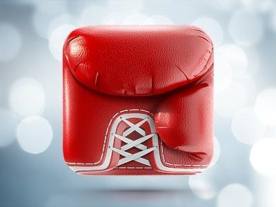 Boxing_glove_400x300 #icon #iphone #application #ipad