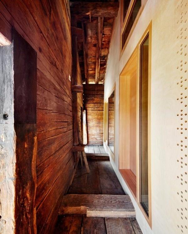 CasaC 6 #wood #house #architecure