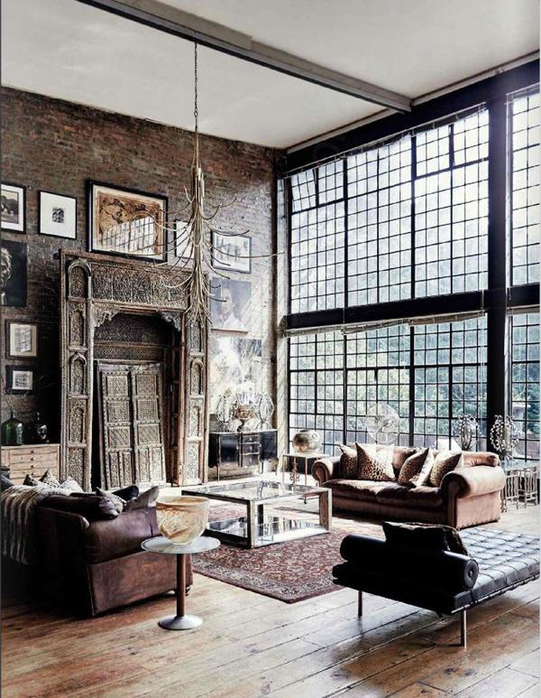 #architecture #interior #loft #classical