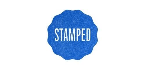 stamped logo.png #logo #typography