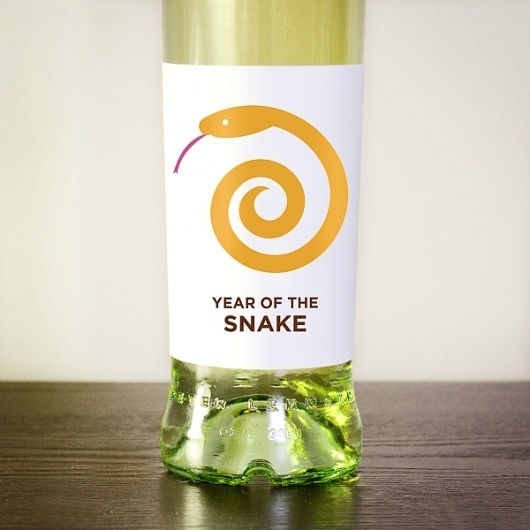 Jag Nagra: Vancouver Graphic Designer and Photographer #zodiac #packaging #wine #snake #chinese #illustration