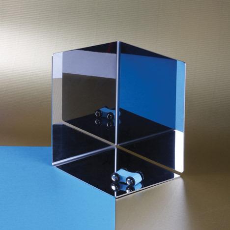 The Mirror exhibition by OKOLO and Klára Šumová #mirror