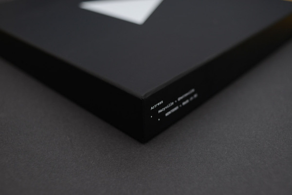 Actress #album #packaging #graphic #music #actress