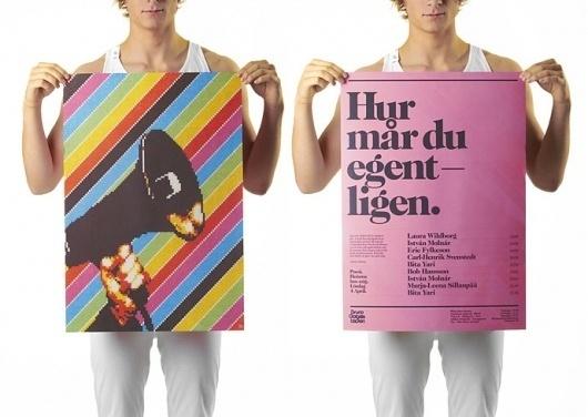 SNASK – Designing Brands & Lifestyles #bruno #pink #pearling #snask #poster