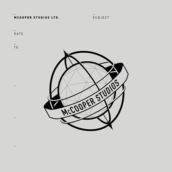McCooper Studios #logo #brand