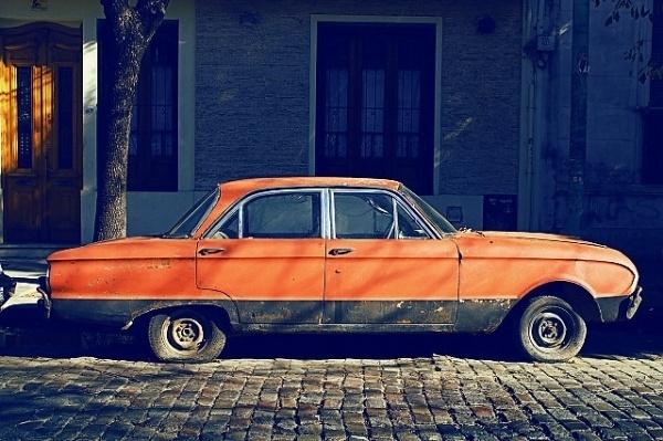 Vintage Cars Series – Fubiz™ #photo