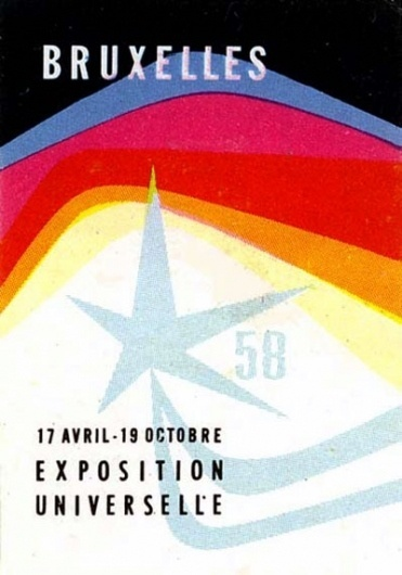 [rafdevis] - EXPO '58 #expo #world #1958 #brussels #bruxelles #exposition