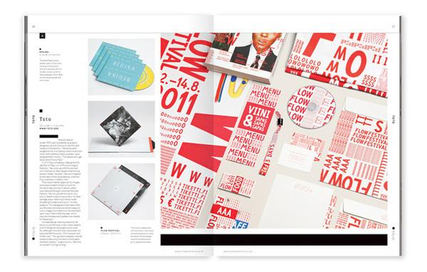 Folio section #magazine