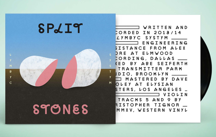 Lymbyc Systym – Split Stones | Jared Bell #music #vinyl #record #grid #decorative #brothers #duo #electronic #instrumental #Brooklyn #redu