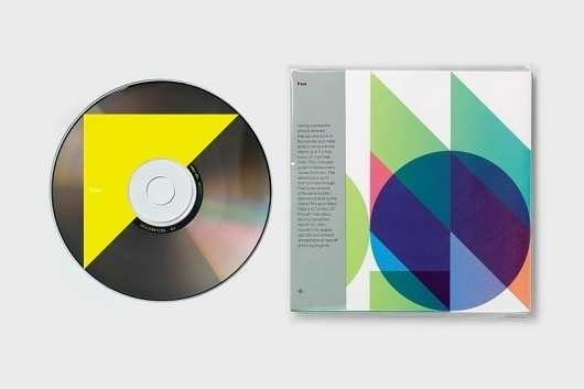 Mark Gowing Design | Packaging | Post: Post #packaging #record