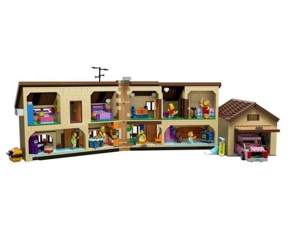 Lego Simpsons Set4 #simpsons #toys #simposons #lego