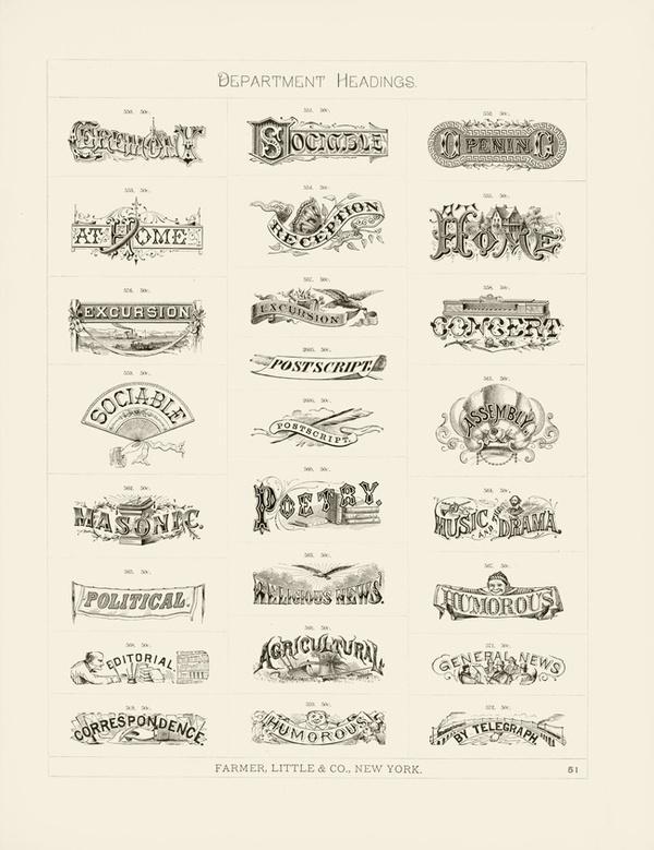 victoriantype1 #victorian #type #typography