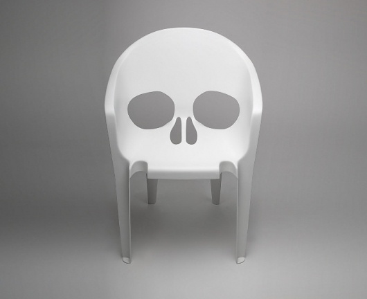 » Changethethought™ #chair #furniture #design #scull