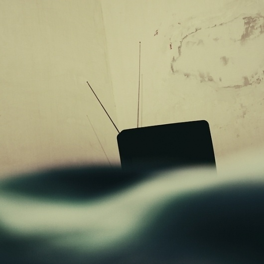 04 on the Behance Network #television #photography