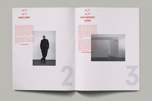 Swiss Legacy | Swiss Legacy, by the initiative of Art Director Xavier Encinas, is a blog focused on typography, graphic design and inspirati #grid #layout #magazine #typography