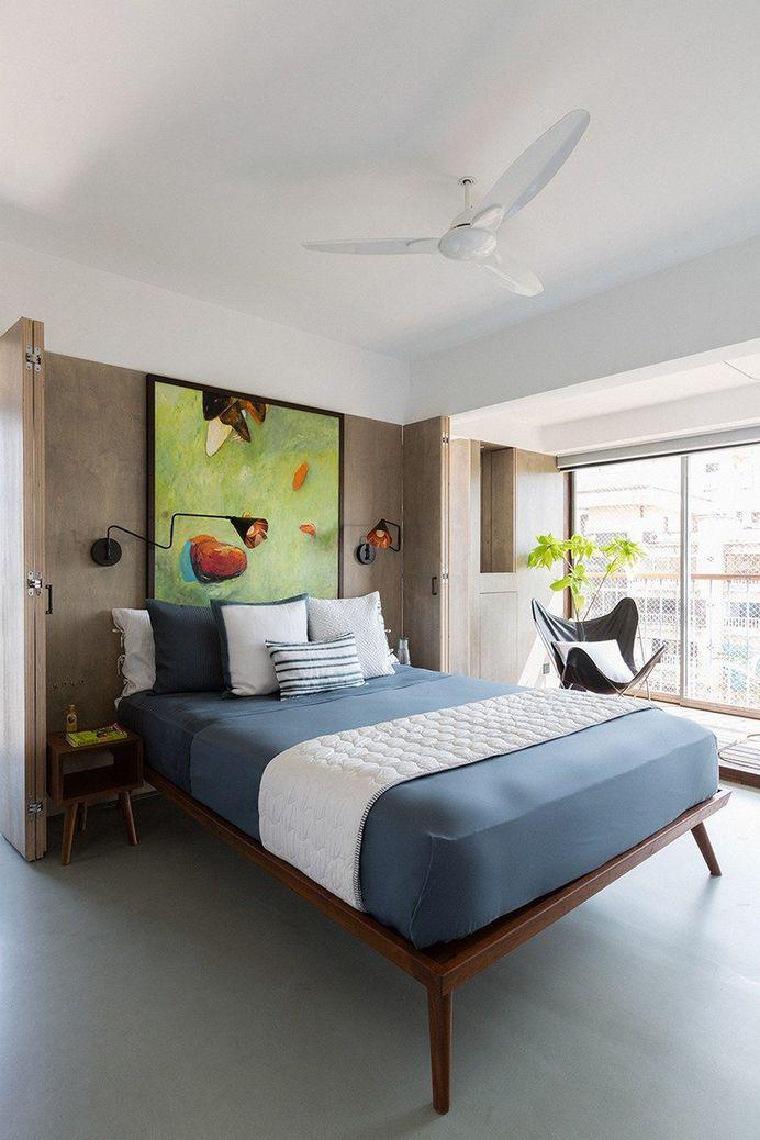 Bandra Apartment in Mumbai, Architecture BRIO 6