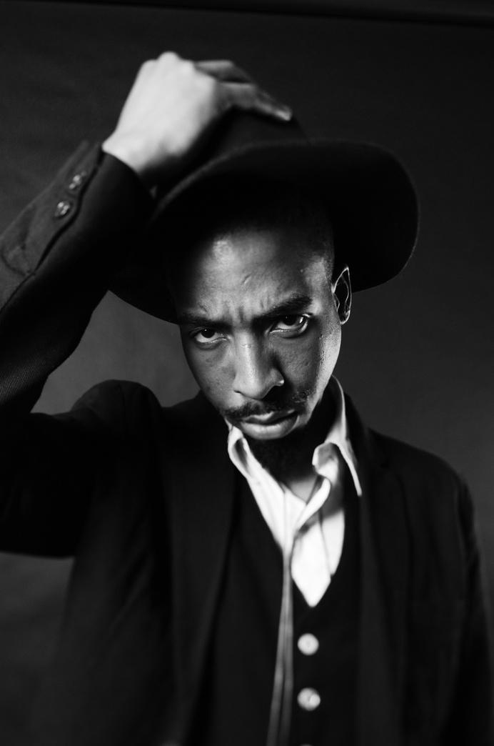 #Portrait #musician #blackandwhite #B&W #photo