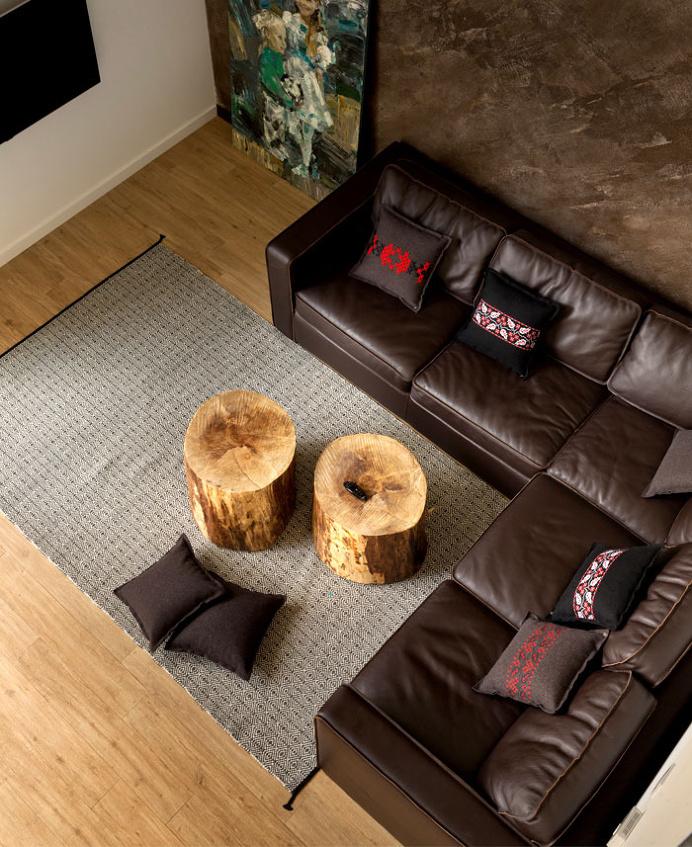 Cube House byYakusha Design Studio - #decor, #interior, #homedecor, home decor, interior design, #sofa, #seat