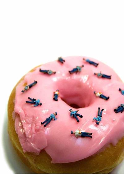 doughnut people