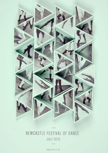 Tundra Blog | The blog of Studio Tundra. Creative inspiration mixed with the everyday. #form #dance #feet #poster