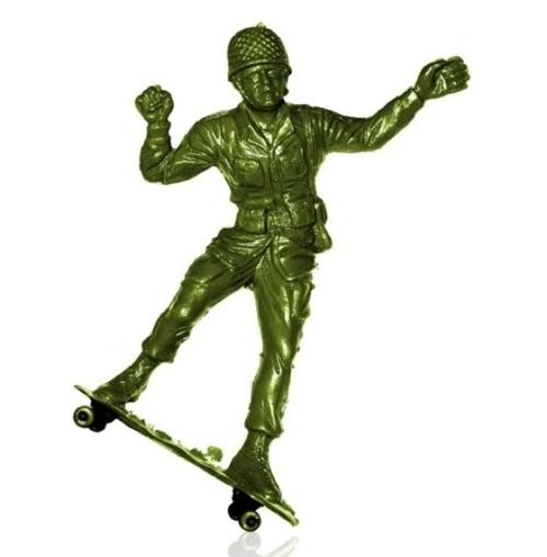 EIKNARF #toy #soldier