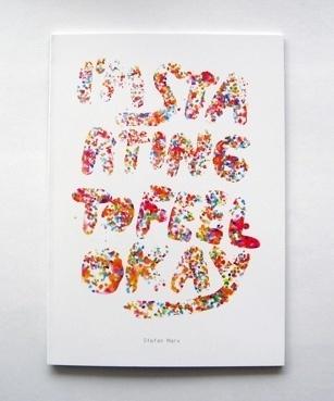 Stefan Marx #design #zine #nieves #typography