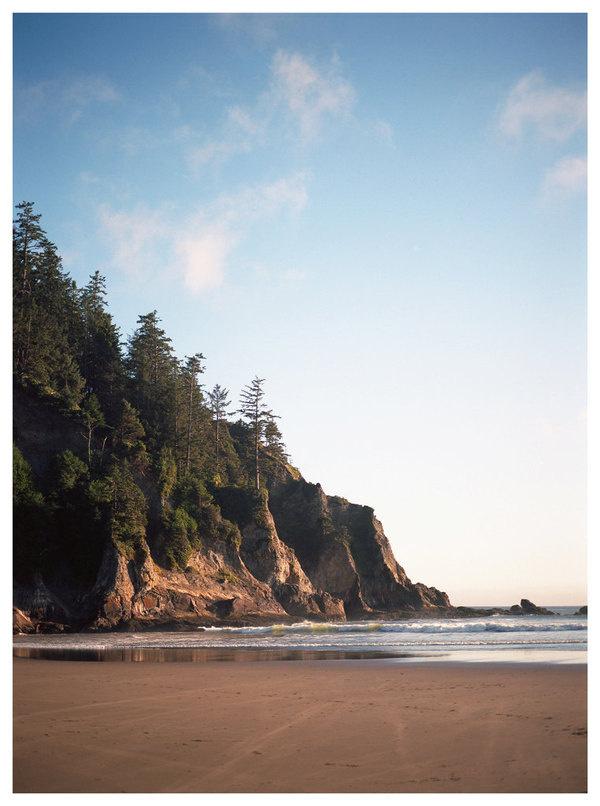 Oregon Coast #ocean #medium #analog #format #photo #portland #photograph #landscape #photography #nature #film #beach #coast #oregon