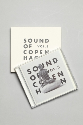 Sound of Copenhagen › Philip Battin Studio #packaging #design #graphic