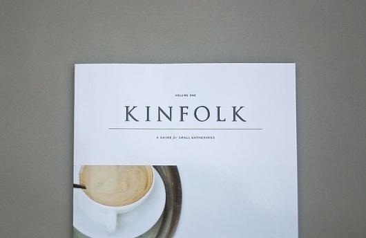 Amanda Jane Jones #kinfolk #design #typography